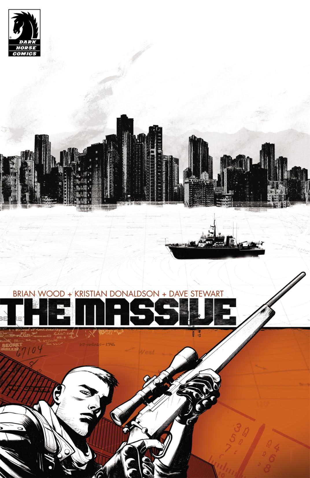 The Massive #-1: Digital One-Shot