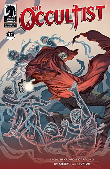 The Occultist II #1