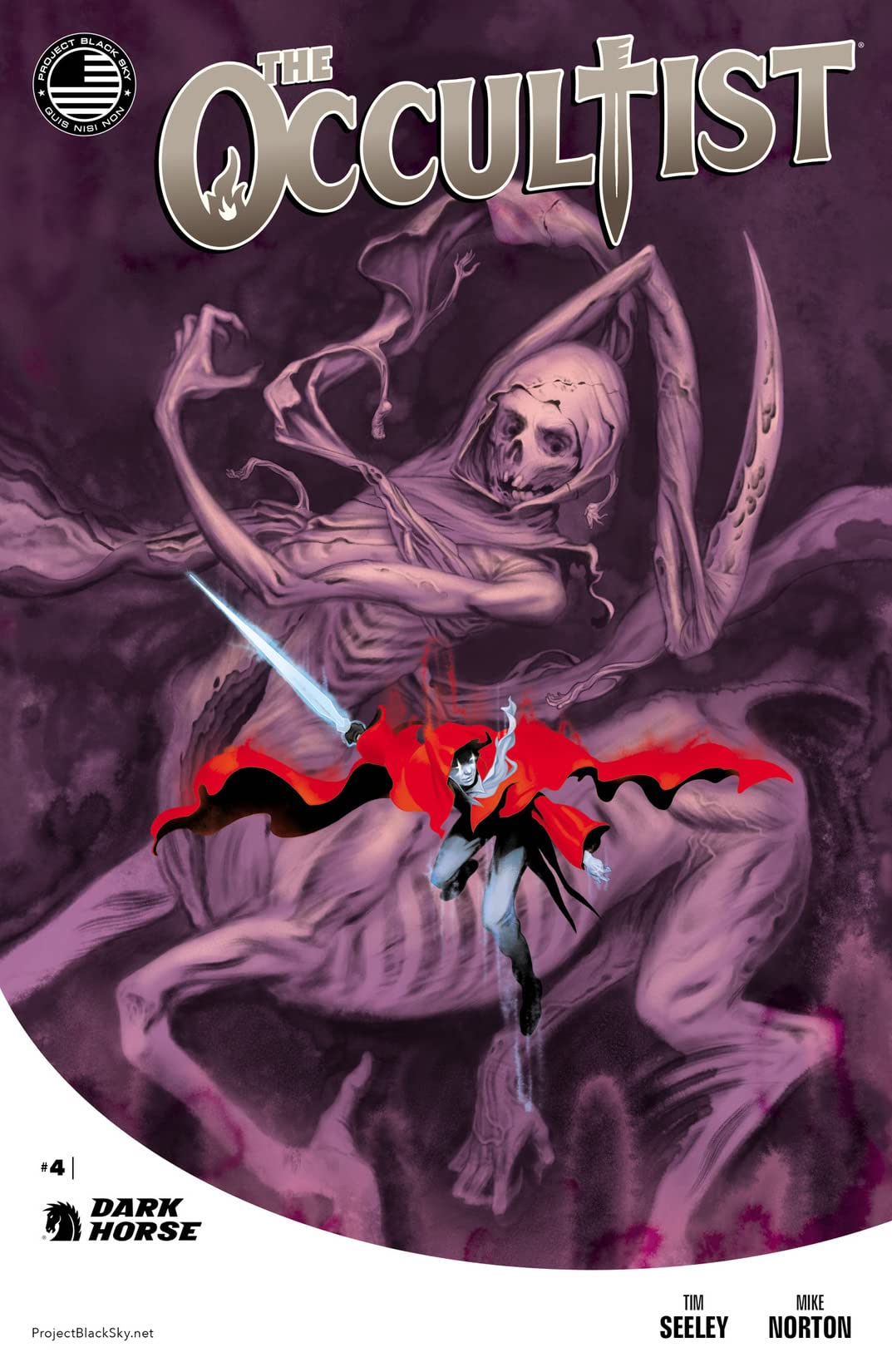 The Occultist II #4
