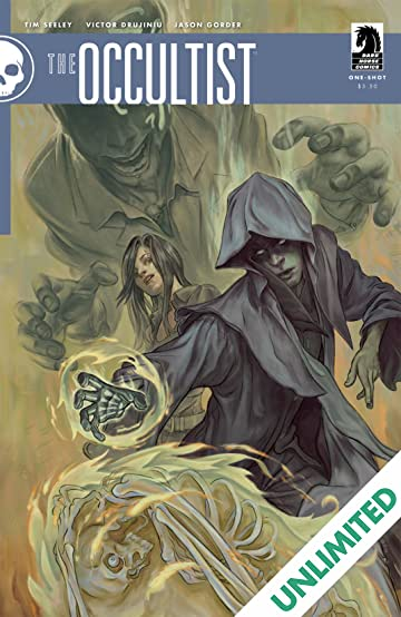 The Occultist (one-shot) #1