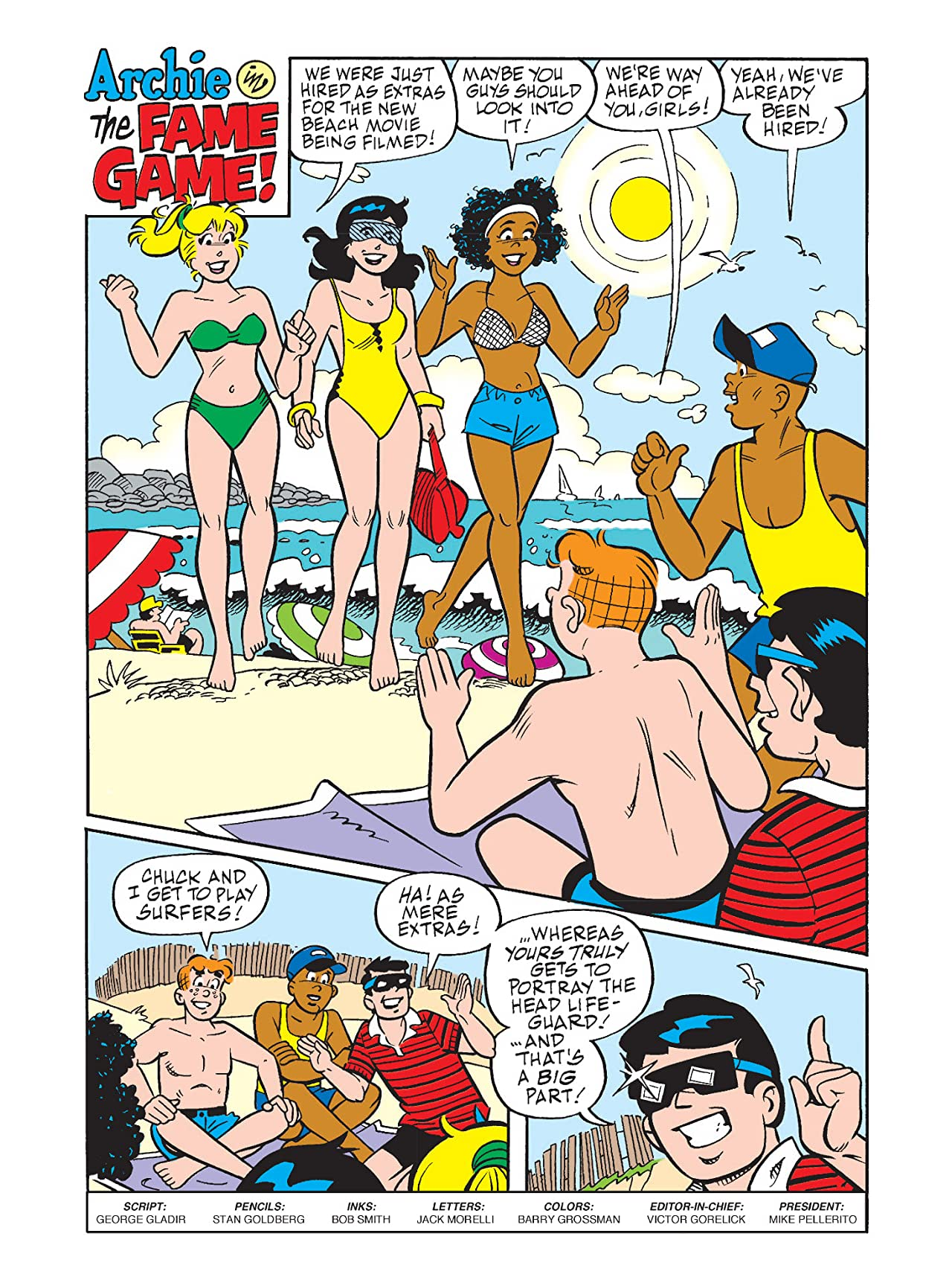 Archie & Friends Double Digest #18