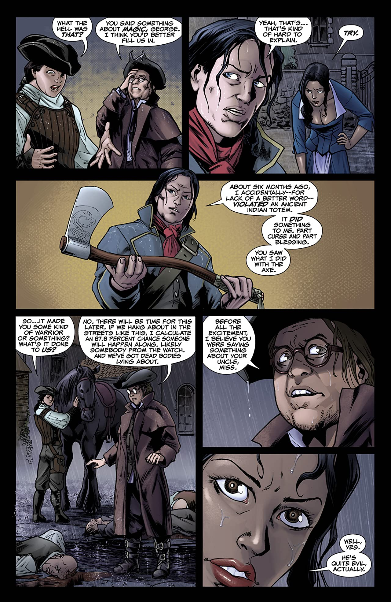 The Order of the Forge #2