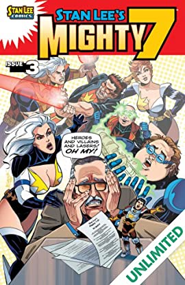 STAN LEE/'S MIGHTY 7 #1