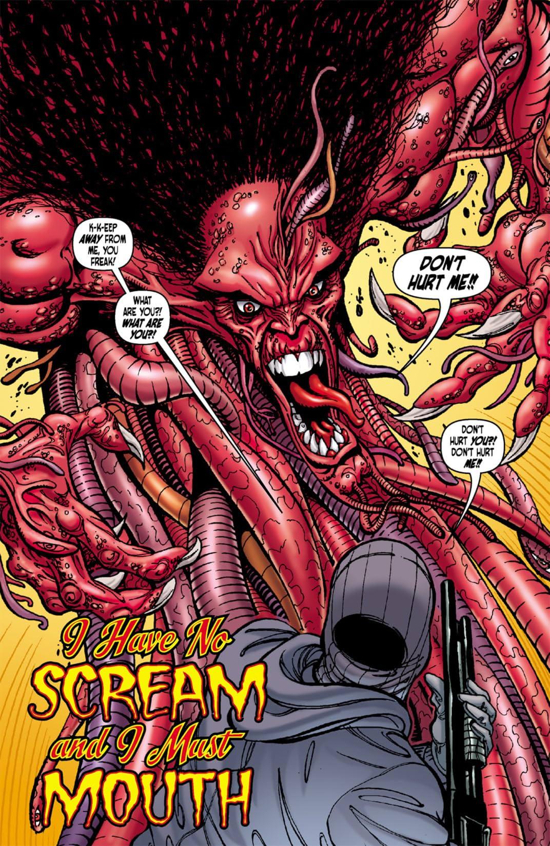 The Scream No.2