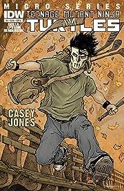 Teenage Mutant Ninja Turtles Micro Series #6: Casey Jones