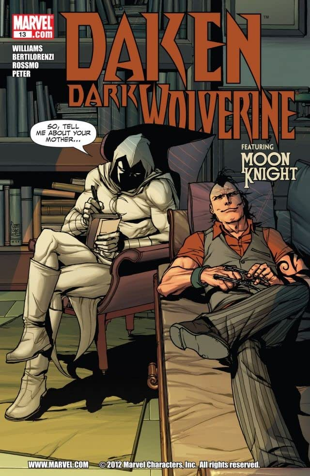 Daken: Dark Wolverine #13