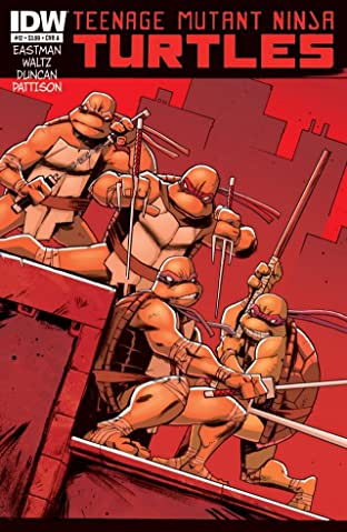 Teenage Mutant Ninja Turtles No.12