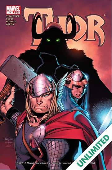 Thor (2007-2011) #12