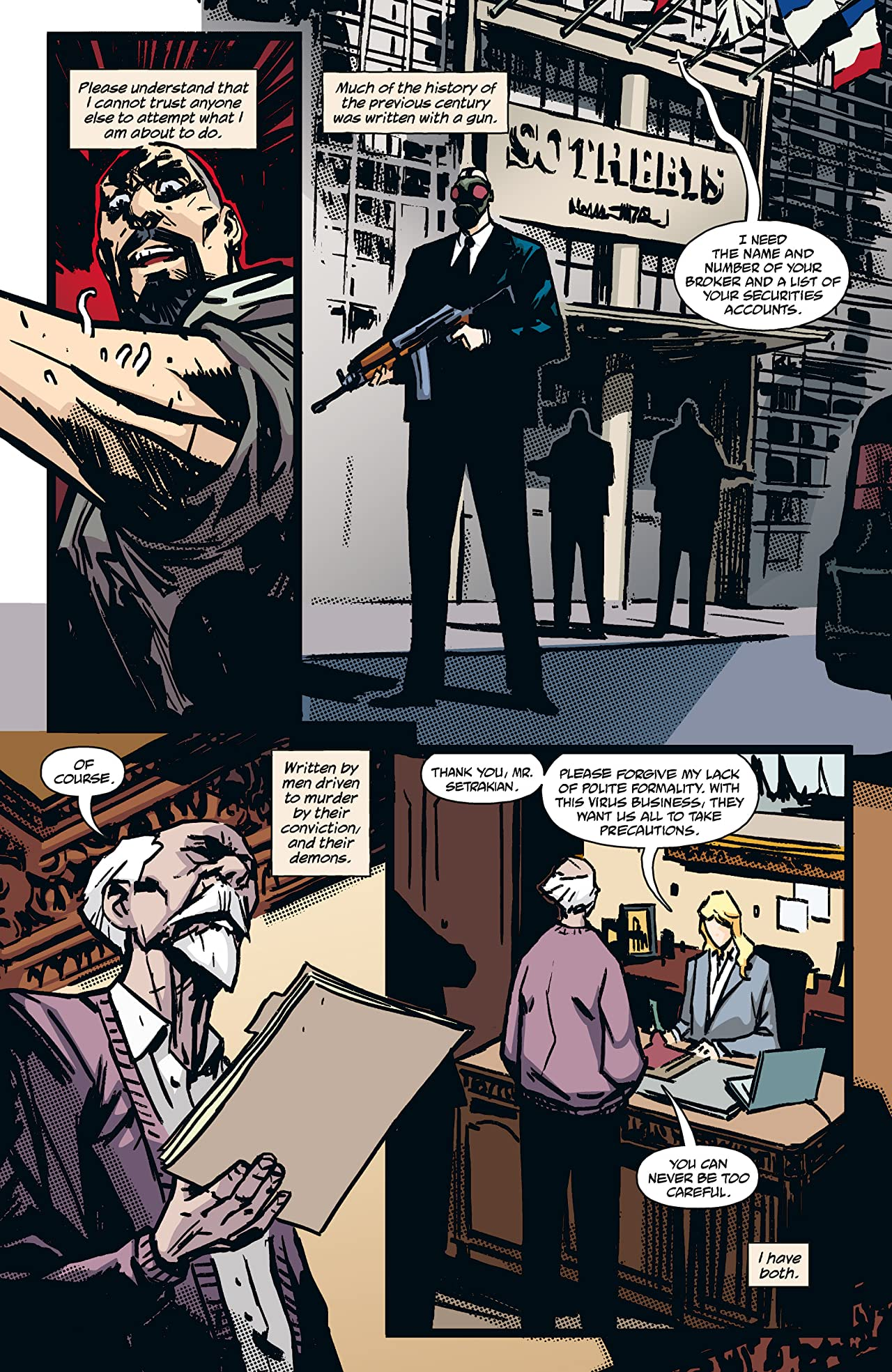 The Strain: The Fall #5