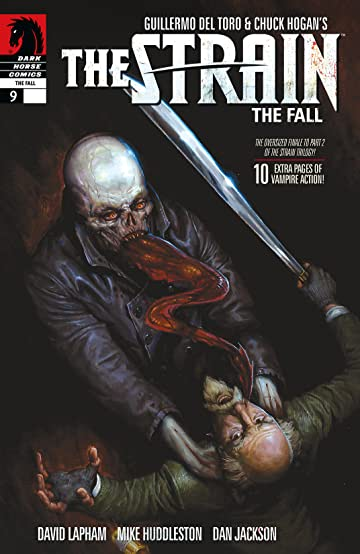 The Strain: The Fall #9