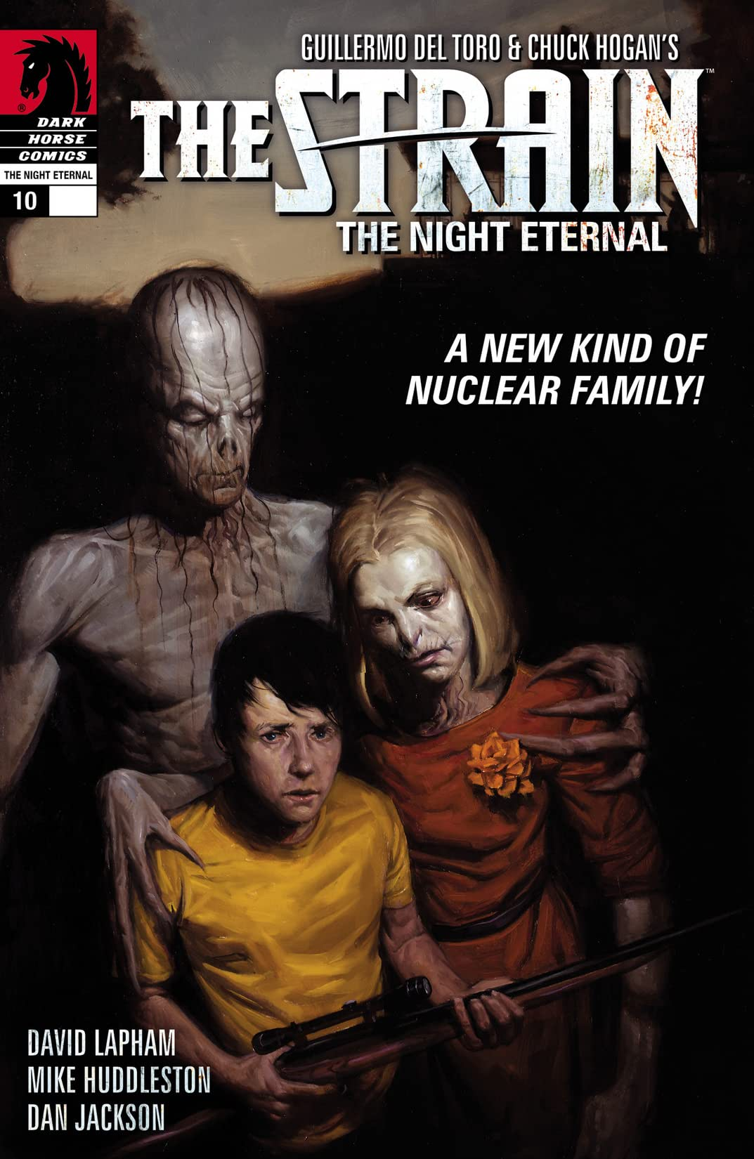 The Strain: The Night Eternal #10