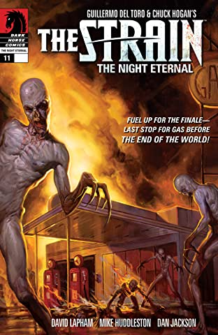 The Strain: The Night Eternal #11