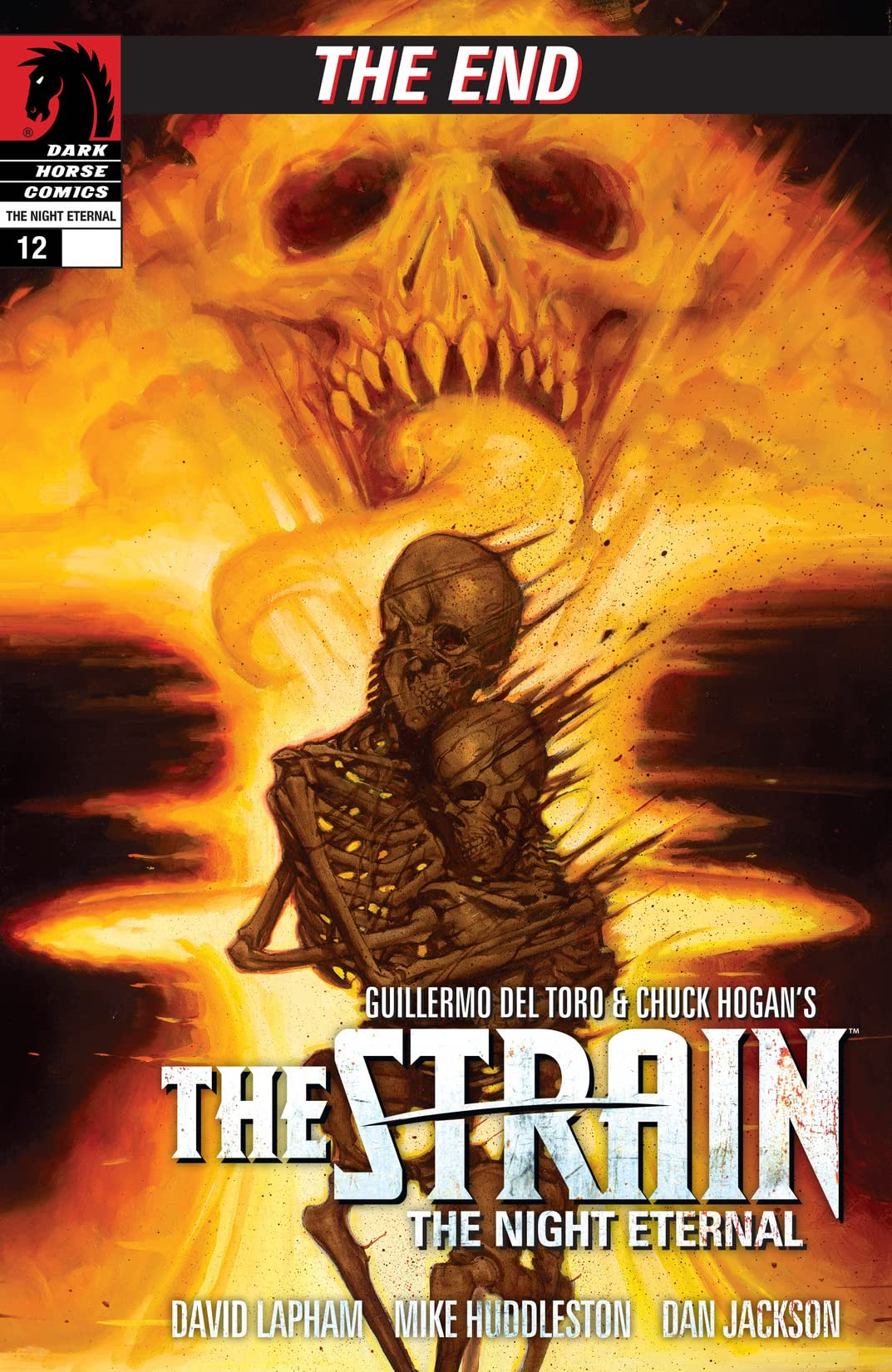 The Strain: The Night Eternal #12