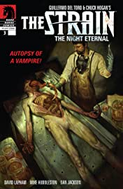 The Strain: The Night Eternal #3