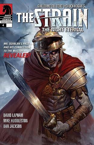 The Strain: The Night Eternal #4