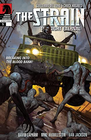 The Strain: The Night Eternal #5