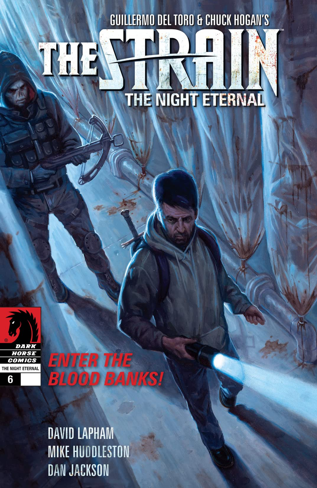 The Strain: The Night Eternal #6