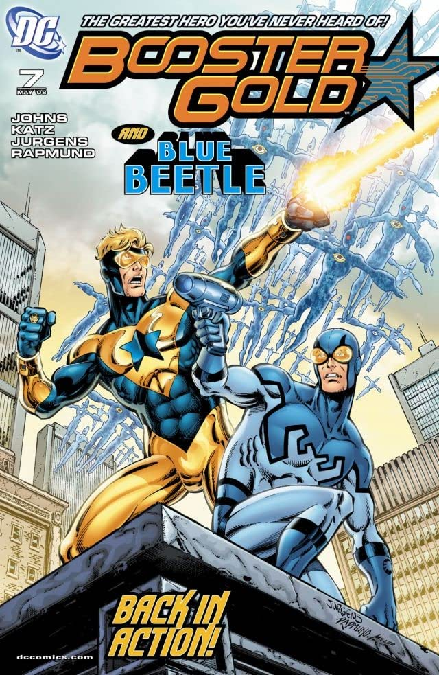 Booster Gold (2007-2011) #7