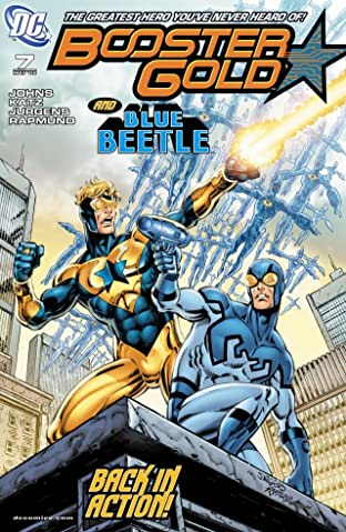 Booster Gold (2007-2011) No.7