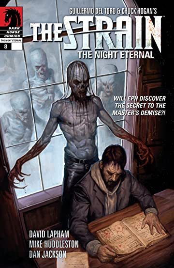 The Strain: The Night Eternal #8