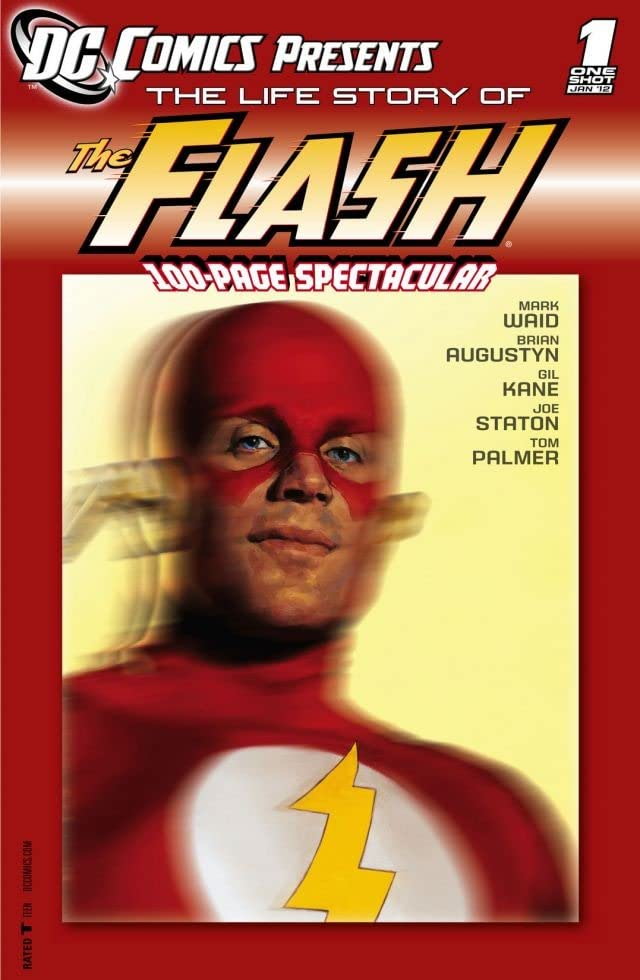 DC Comics Presents: Life Story of the Flash #1