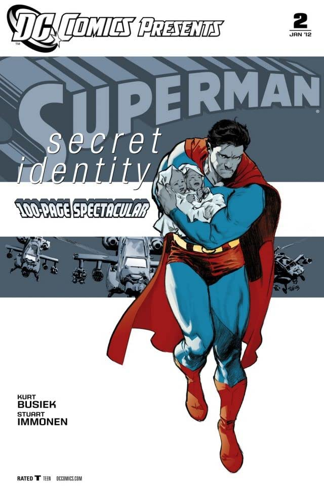 DC Comics Presents: Superman - Secret Identity #2
