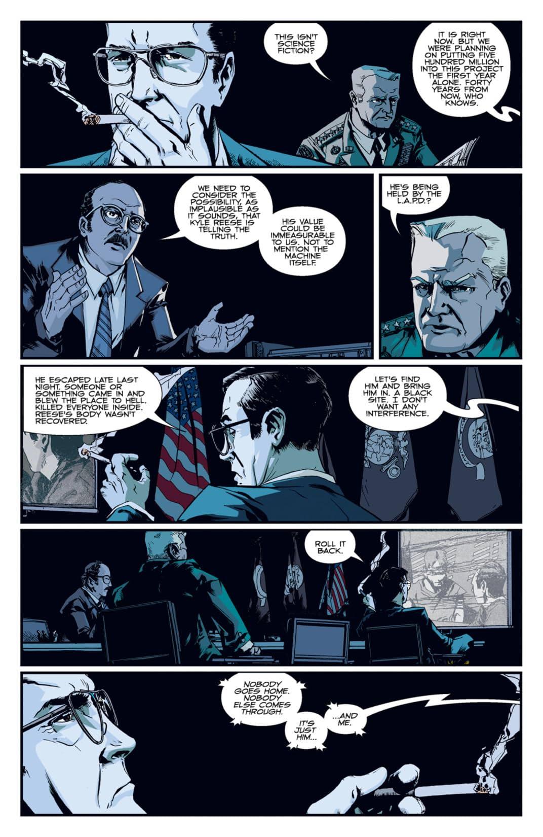 The Terminator: 1984 #1