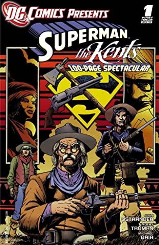 DC Comics Presents: Superman - the Kents #1
