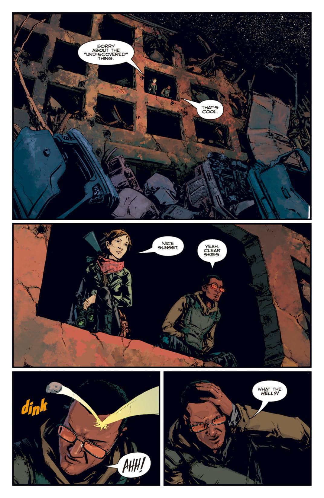 The Terminator: 2029 #1
