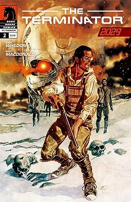 The Terminator: 2029 #2