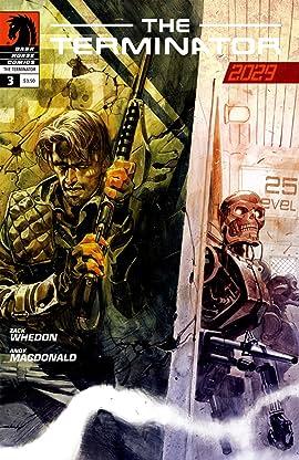 The Terminator: 2029 #3