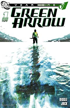 Green Arrow: Year One No.1 (sur 6)