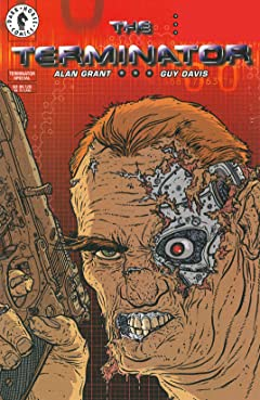 The Terminator: Death Valley #0