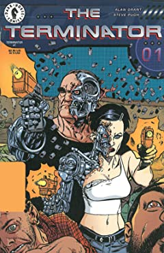 The Terminator: Death Valley #1