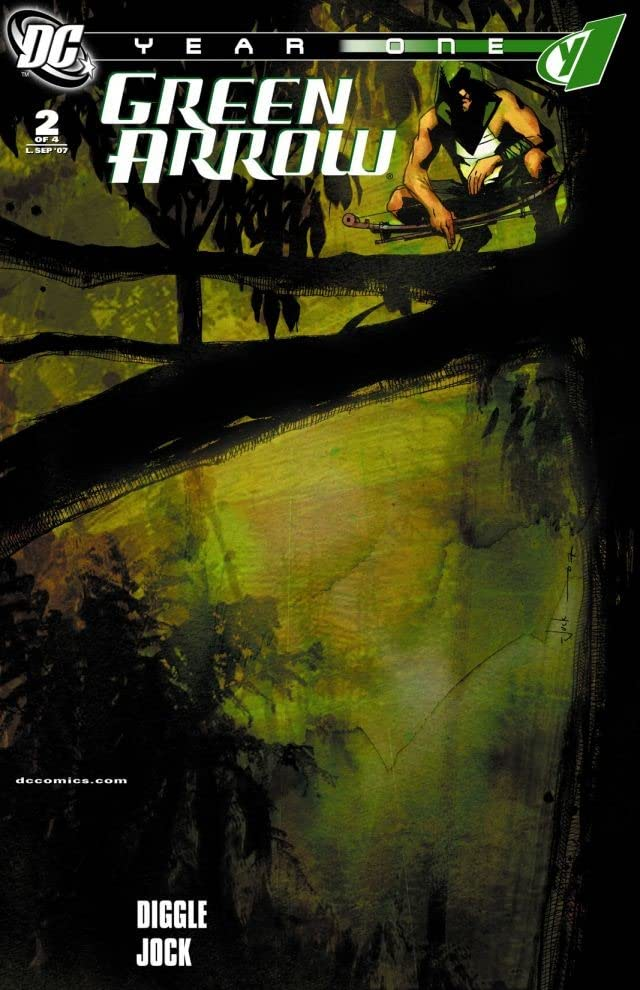 Green Arrow: Year One #2 (of 6)