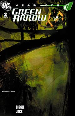 Green Arrow: Year One No.2 (sur 6)