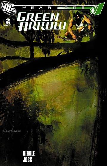 Green Arrow: Year One No.2 (sur 6)