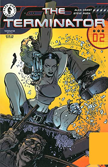 The Terminator: Death Valley #3