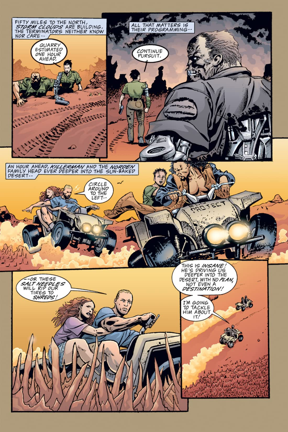 The Terminator: Death Valley #4