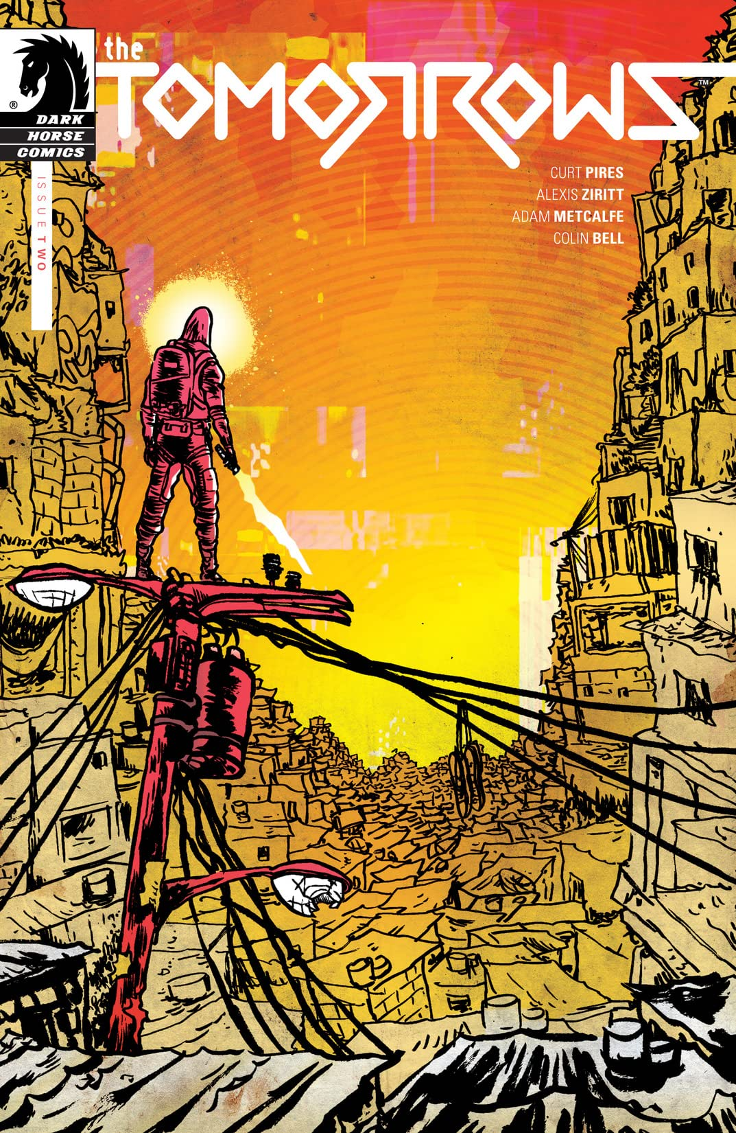 The Tomorrows #2