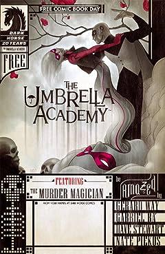 The Umbrella Academy No.0