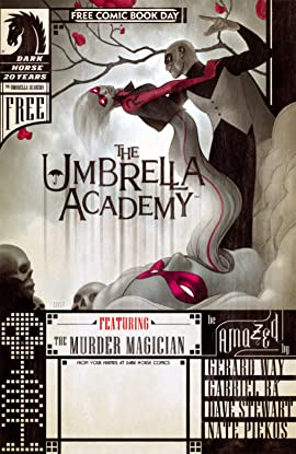 The Umbrella Academy #0