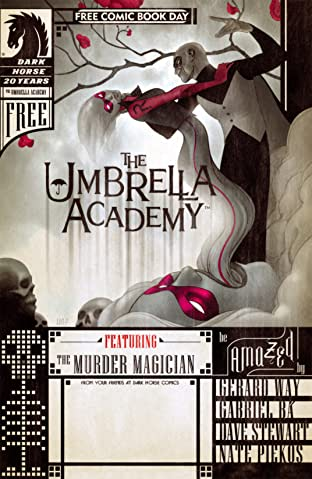 The Umbrella Academy No.0