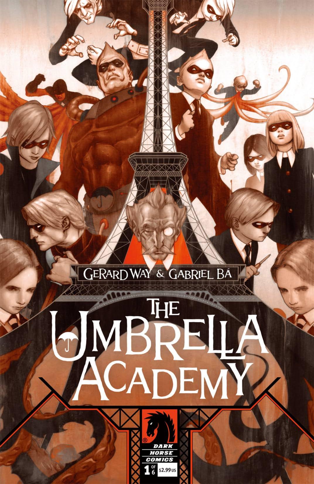 The Umbrella Academy: Apocalypse Suite #1 - Comics by comiXology: Web UK