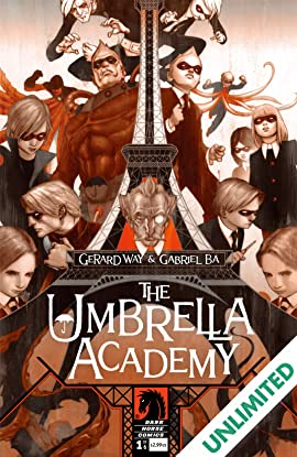 The Umbrella Academy: Apocalypse Suite #1 - Comics by comiXology