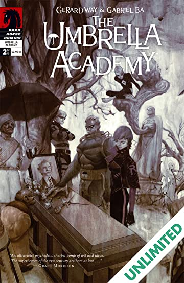 The Umbrella Academy: Apocalypse Suite #2