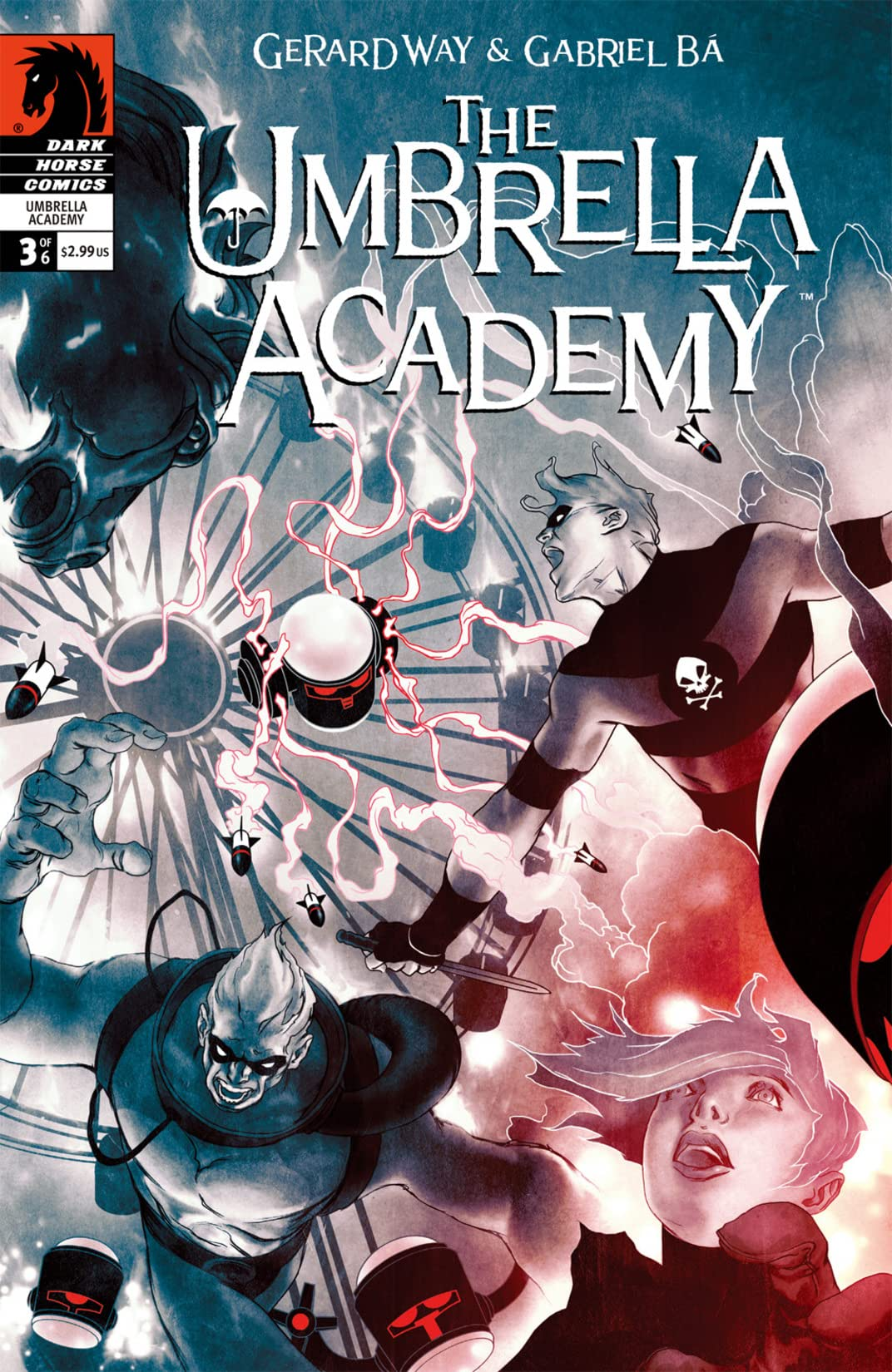 The Umbrella Academy: Apocalypse Suite No.3