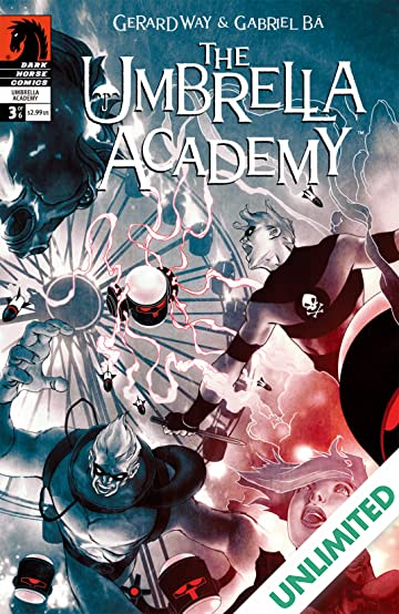 The Umbrella Academy: Apocalypse Suite #3