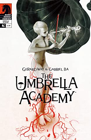 The Umbrella Academy: Apocalypse Suite #4