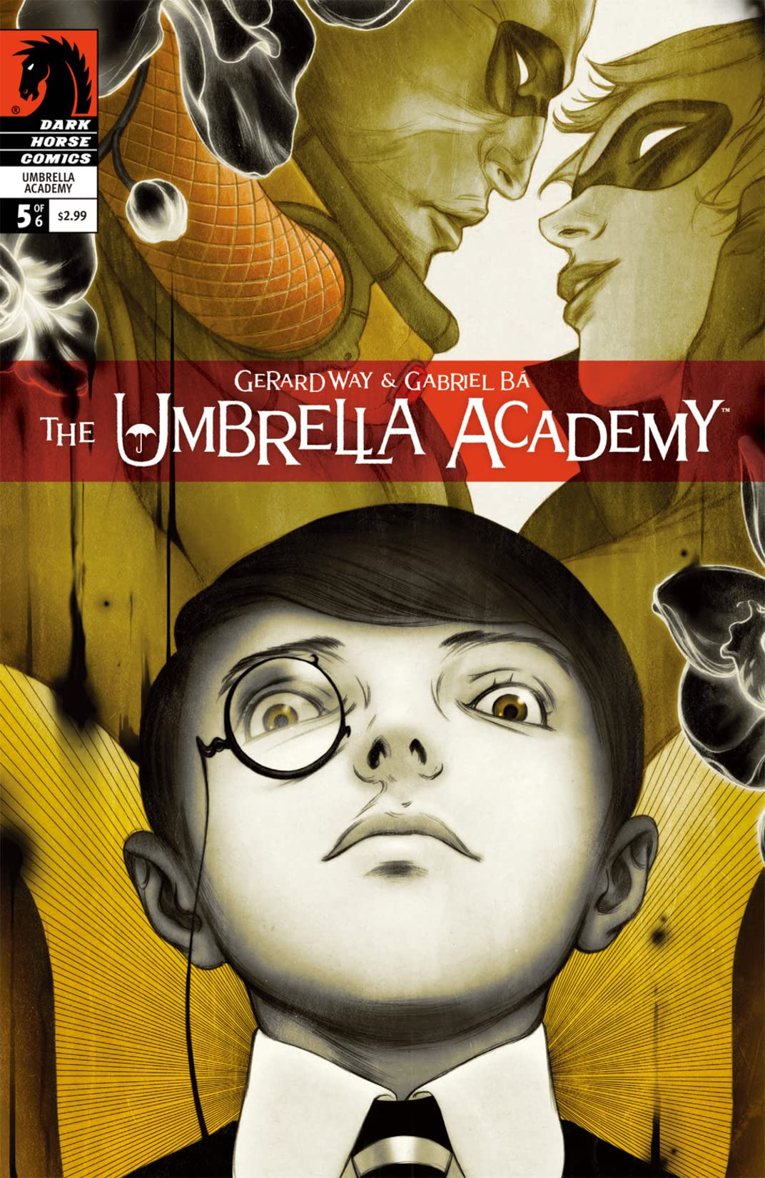The Umbrella Academy: Apocalypse Suite #5